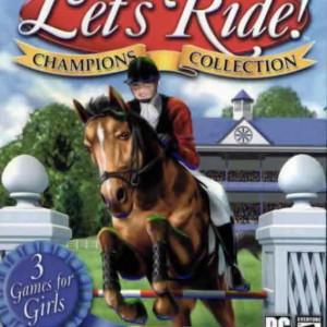 Let's ride - Champions Collection - Lovas Játék